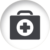 Visiter Health and Screening Survey Icon